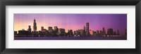 Framed Chicago