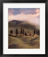 Framed Rovina Toscana