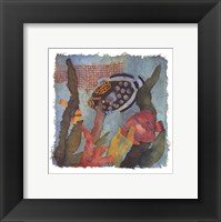 Tropical Fish IV Framed Print