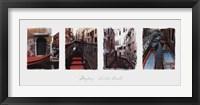 Framed Venetian Canals
