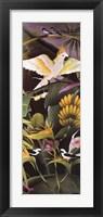 Tropica III Framed Print