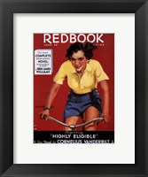 Framed Redbook II, June 1935
