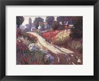 Framed Spring Lane