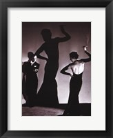 Framed Cabaret Dancers