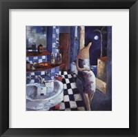 Framed Bao Azul