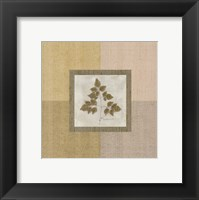 Leaf Element l Framed Print