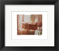 Bath Suite #3 Framed Print
