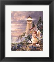 A Little Hope Framed Print