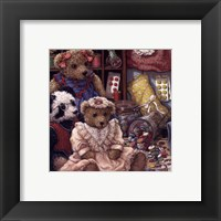 Buttons N' Bears Framed Print