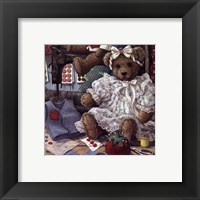 Bears N' Bows Framed Print