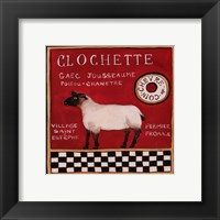 Framed Clochette