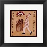 Boulangerie Framed Print