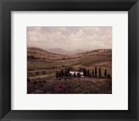 Cappanoli Framed Print