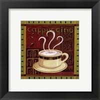 Cafe Exotica IV Framed Print