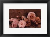 Framed Palest Pink