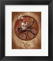 Vin Framed Print