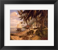 Framed Key West Hideaway