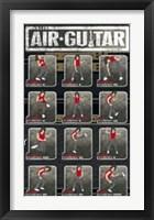 Framed Air Guitar Door