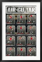 Framed Air Guitar Door