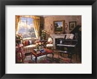 Framed Music Room