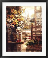 Framed Jan's Bouquet