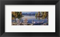 Framed Adirondack I