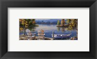 Adirondack I Framed Print