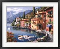 Framed Villagio Dal Lago