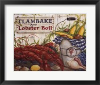 Framed Clambake