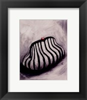 Heart Clutch Framed Print