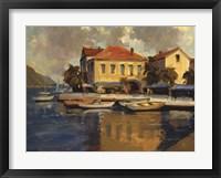 Framed Porto Italiano