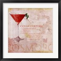 Framed Cosomopolitan