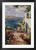 Framed Citta Del Mare