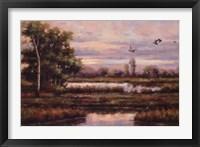 Framed Marshland