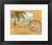 Exotic Adventure I Framed Print