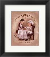 Sweet Treat Framed Print
