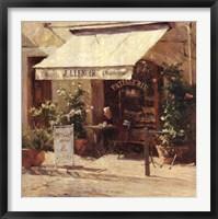 Framed Provence Patisserie