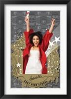 Framed High School Musical3 - Gabriella