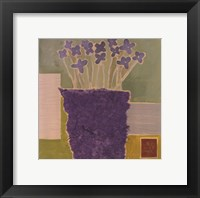 Framed Colors Of Provence II