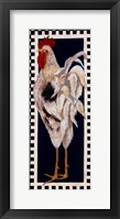Slim Chicken I Framed Print