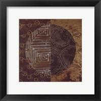 Lunar Eclipse I Framed Print