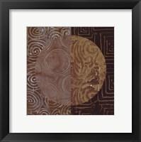 Lunar Eclipse V Framed Print