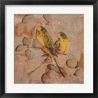 Songbirds I Framed Print