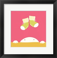 Dress Me Framed Print