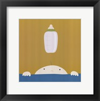 Feed Me Framed Print