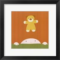 Hug Me Framed Print
