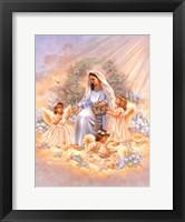 Framed Gift Of Faith