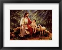 Framed Faith Of A Child