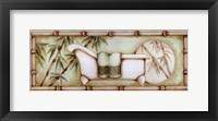 Framed Bamboo Breeze I