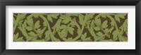 Framed Ivy Frieze I
